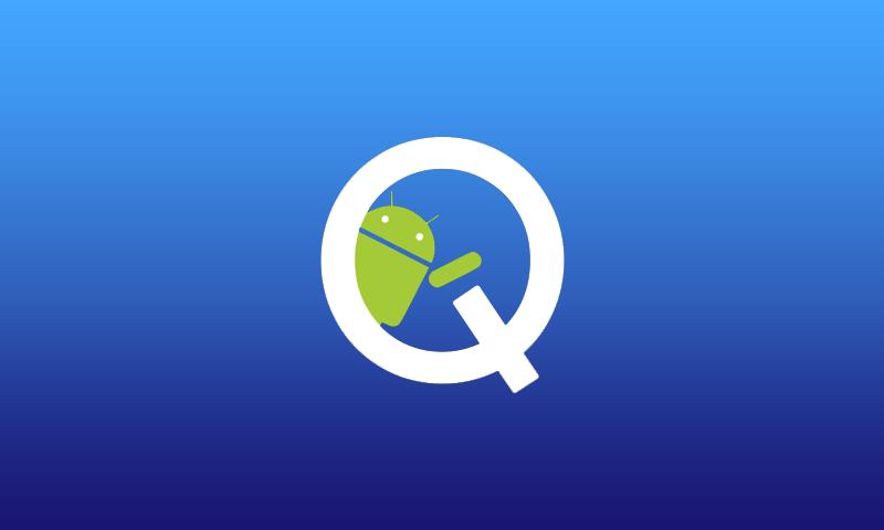 novità android Q